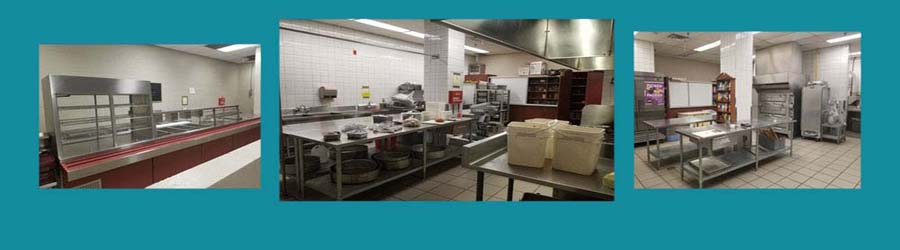 culinary arts facilities