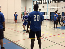 Boys' Volleyball